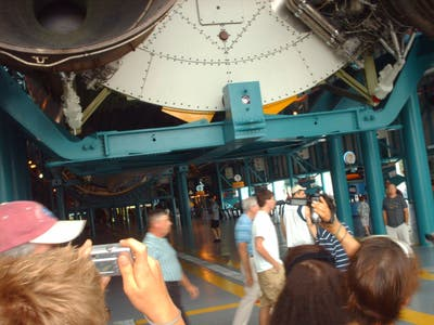 Kennedy Space Center Bus Tour