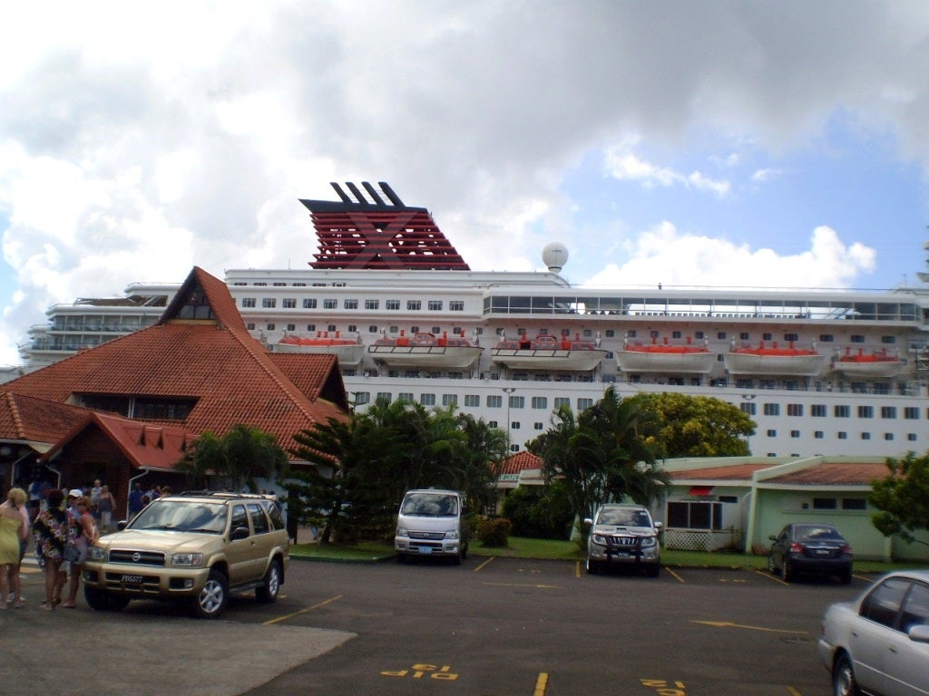 Castries Harbor