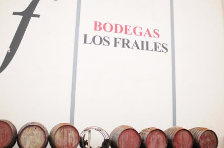 Los Frailes winery