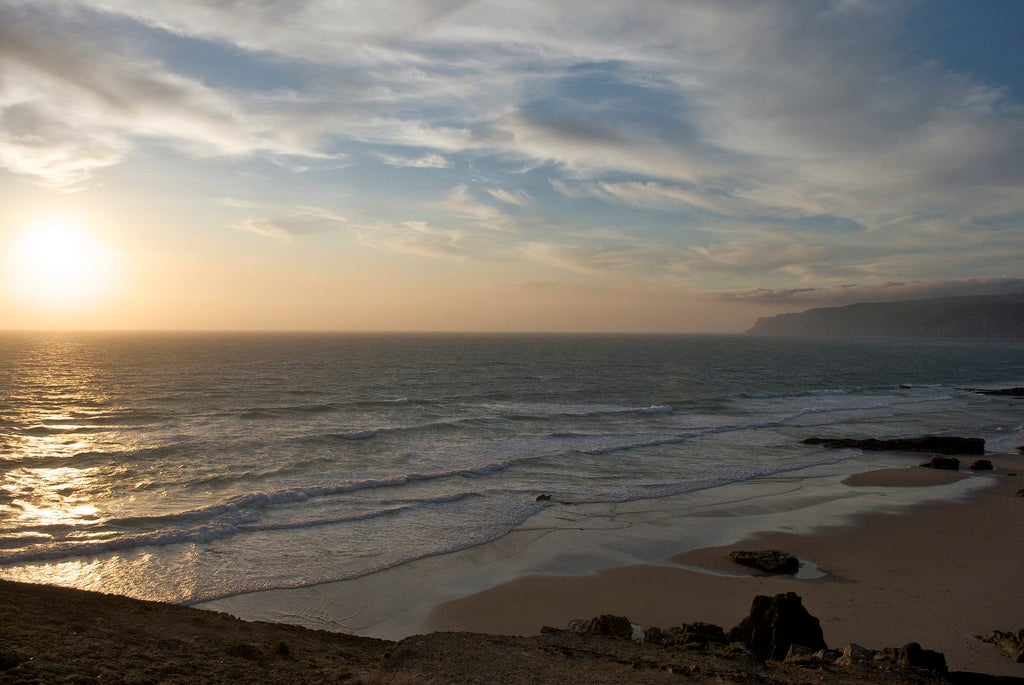 Atardecer en Playa do Guincho