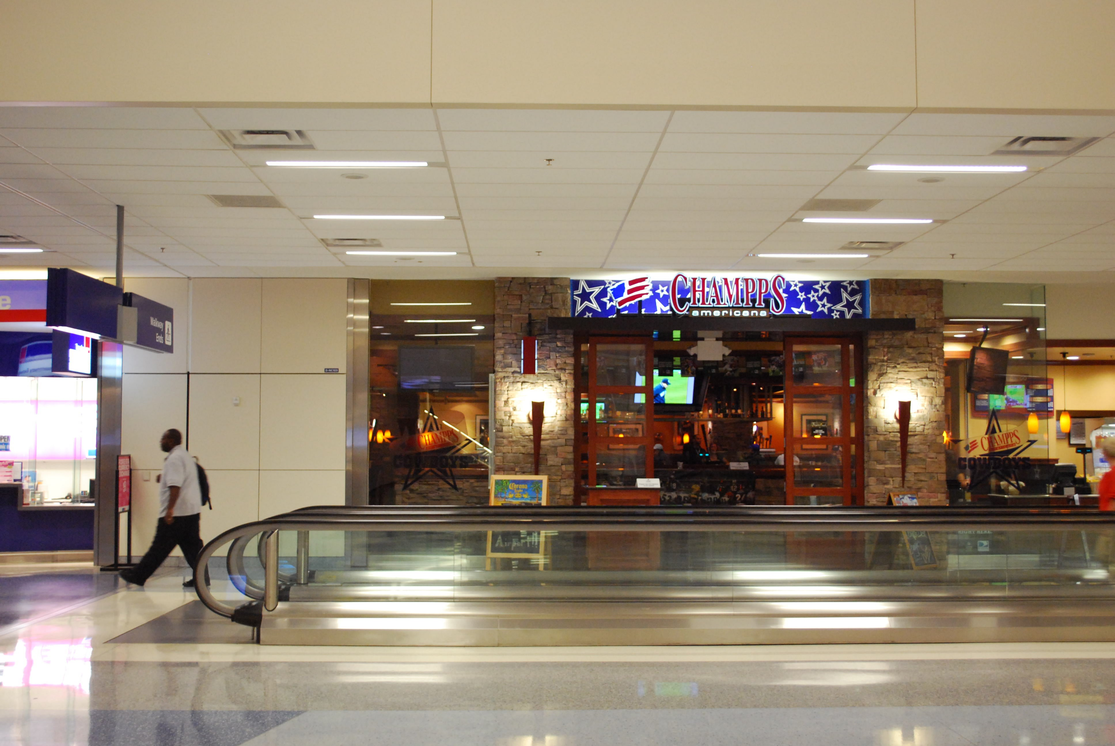 Dallas Fort Worth International Airport