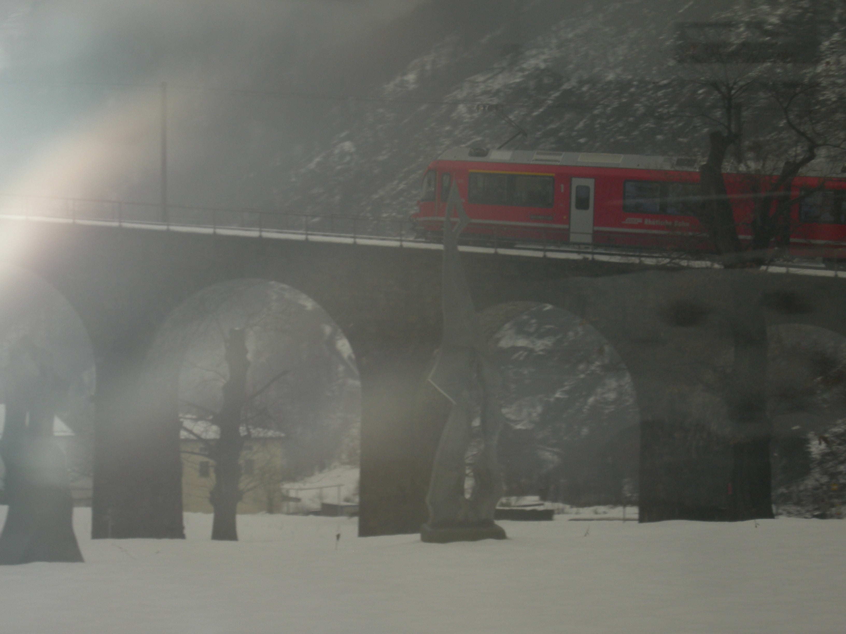 Clima en Bernina Express
