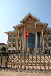 Lao National Cultural Hall