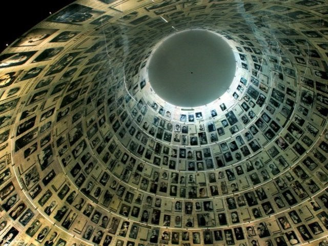 The Yad Vashem Memorial and Holocaust Museum