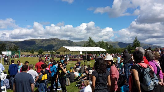 Stirling Highland Games 2015