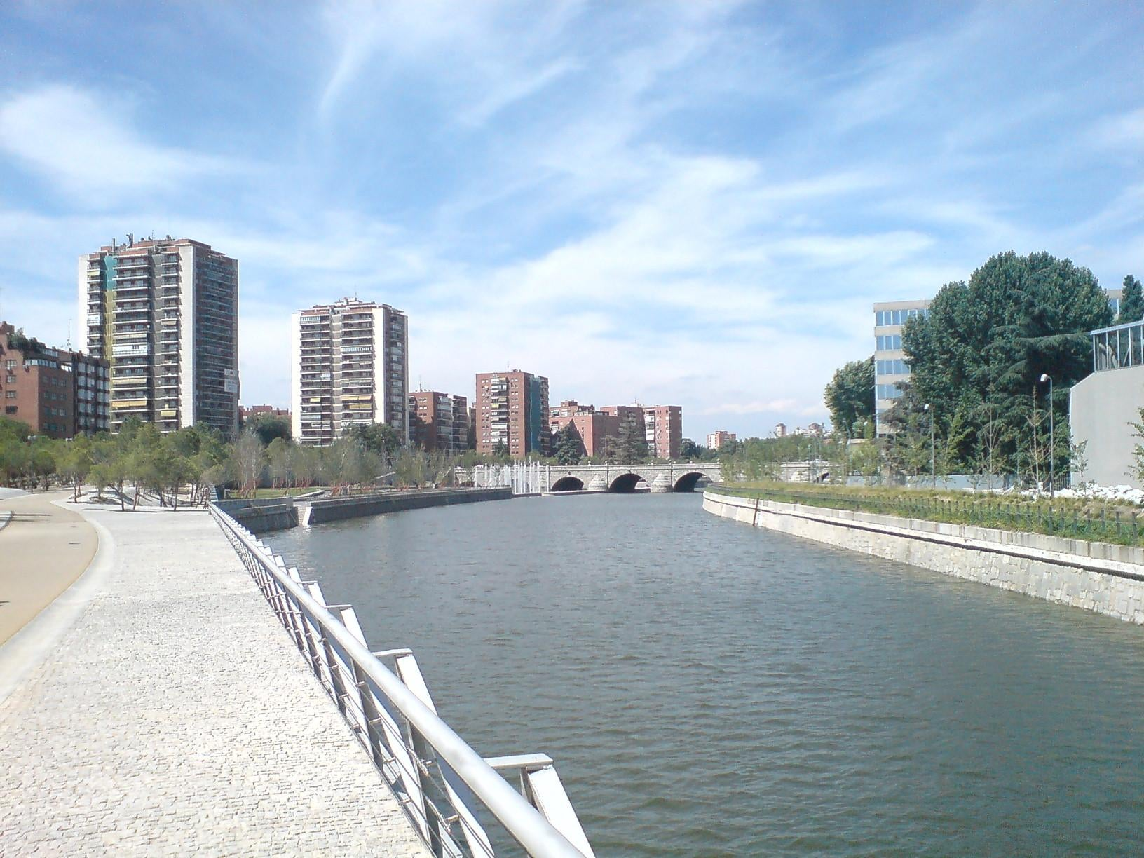 Condominio en Madrid Río