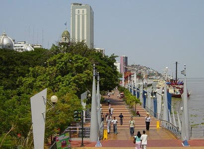 Guayaquil Malecon