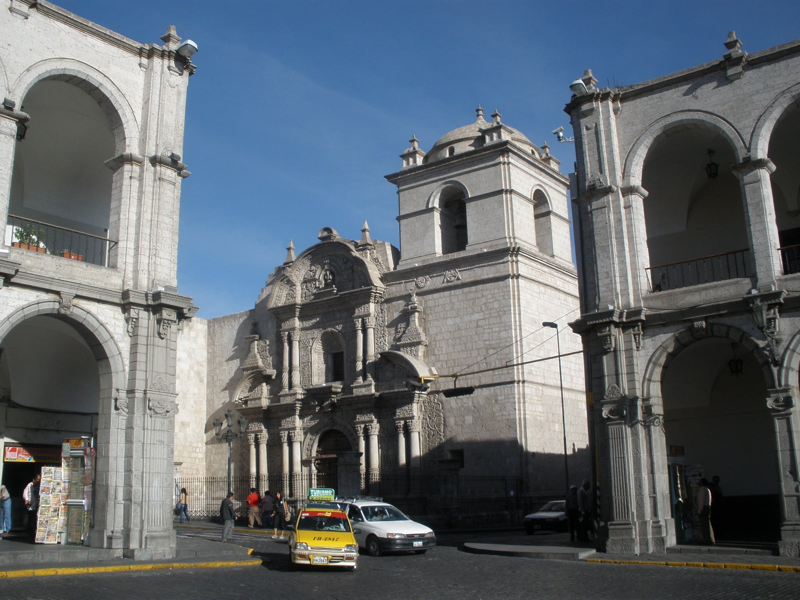 Monuments and museums in Arequipa