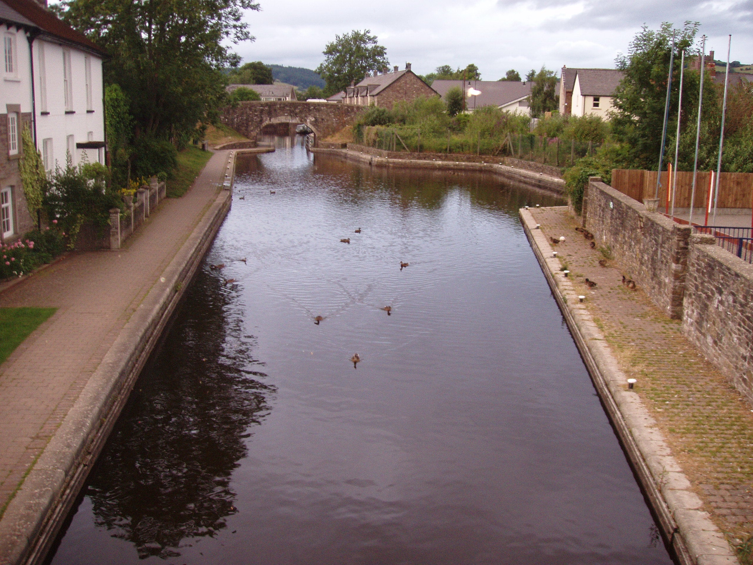 Channel of Monmouthshire and Brecon