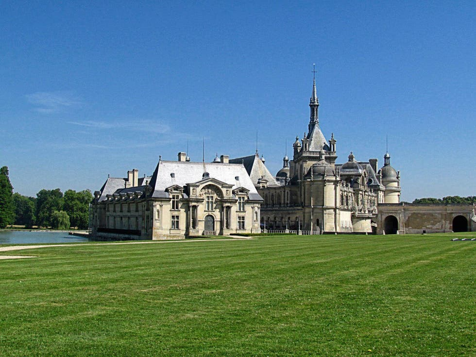 Ch teau mus e cond de chantilly chantilly 2 exp riences et 5 photos - Chateau de chantilly adresse ...