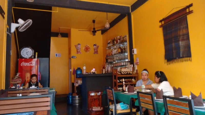 Restaurante en Smiling Food
