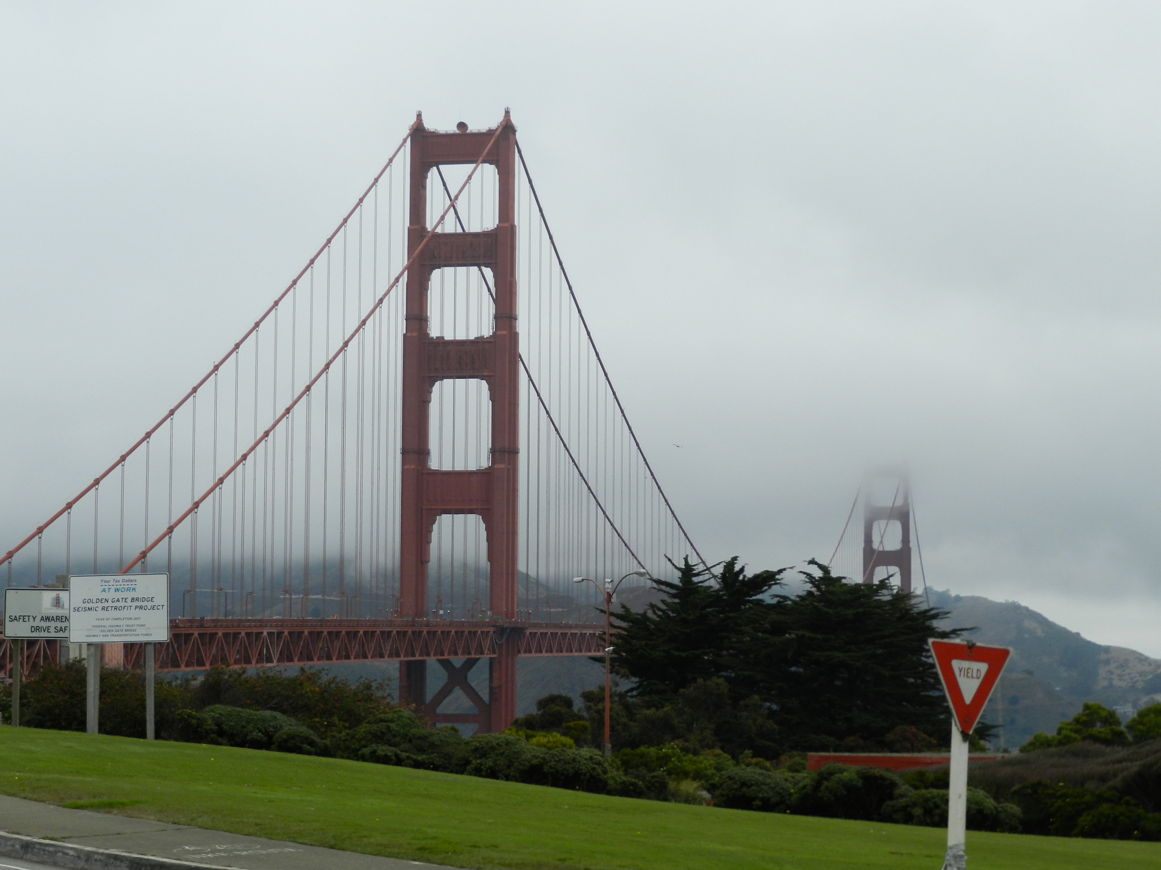 Puente en Puente Golden Gate