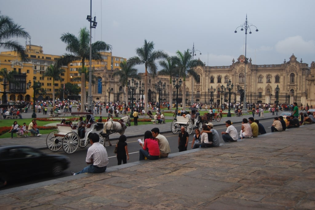 Plaza Mayor (Plaza de las Armas)