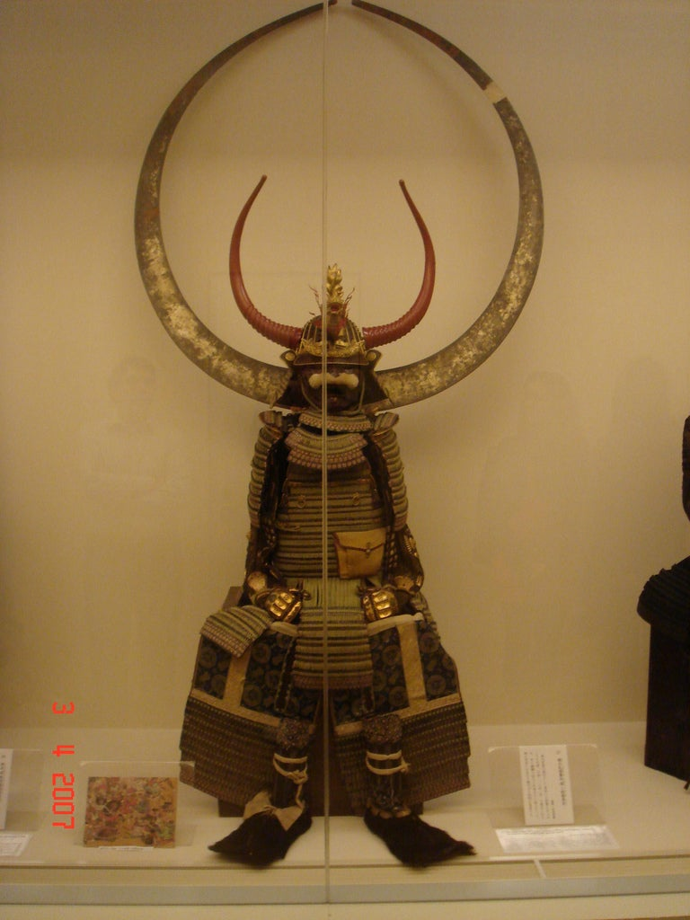 Collection in Osaka Castle