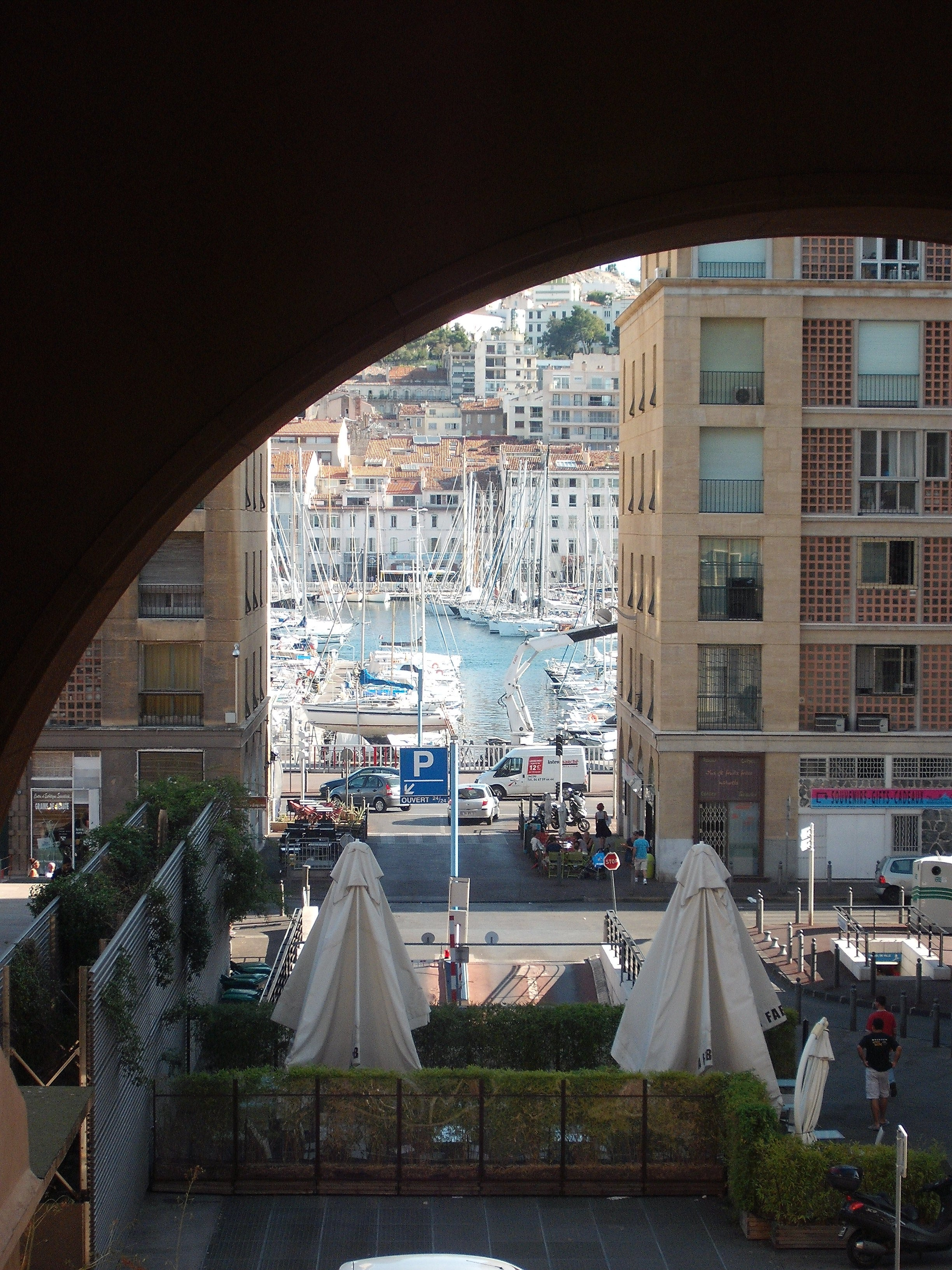 Tourism in Port of Marseille
