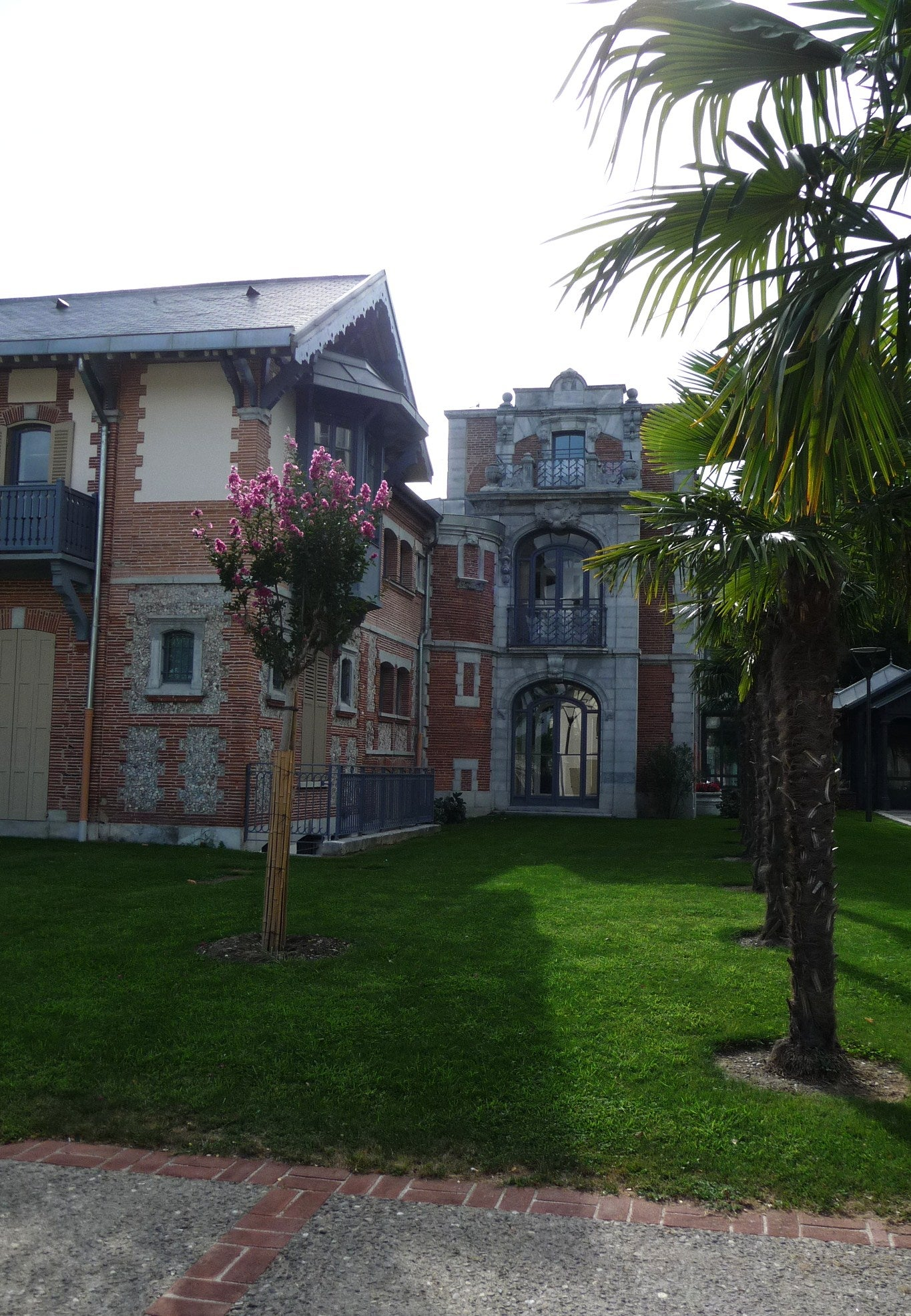 The Fould's Home, Tarbes, France