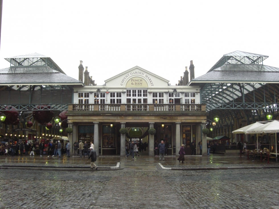 Resort en Covent Garden