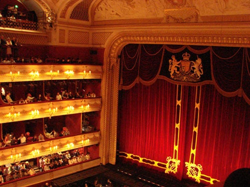 Arte en Royal Opera House