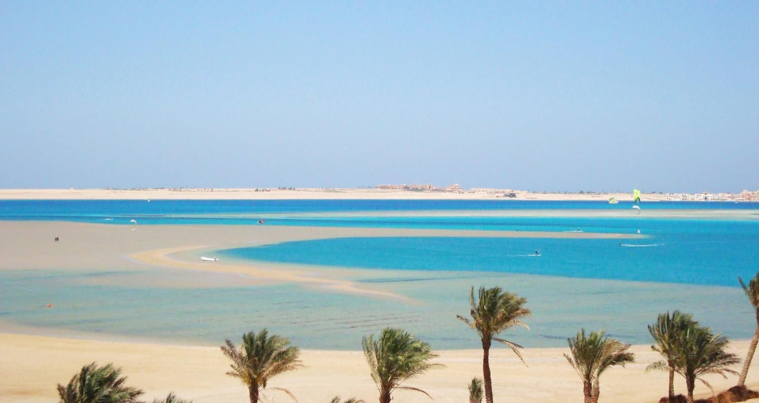 Soma bay,Hurgada-Safaga Highway,Egypt