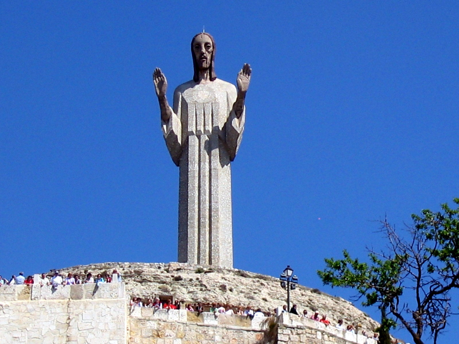 The Christ of Otero