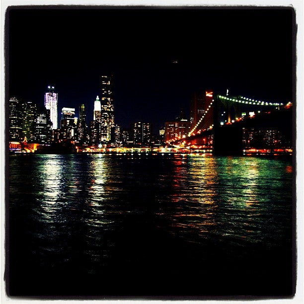 Skyline en Manhattan