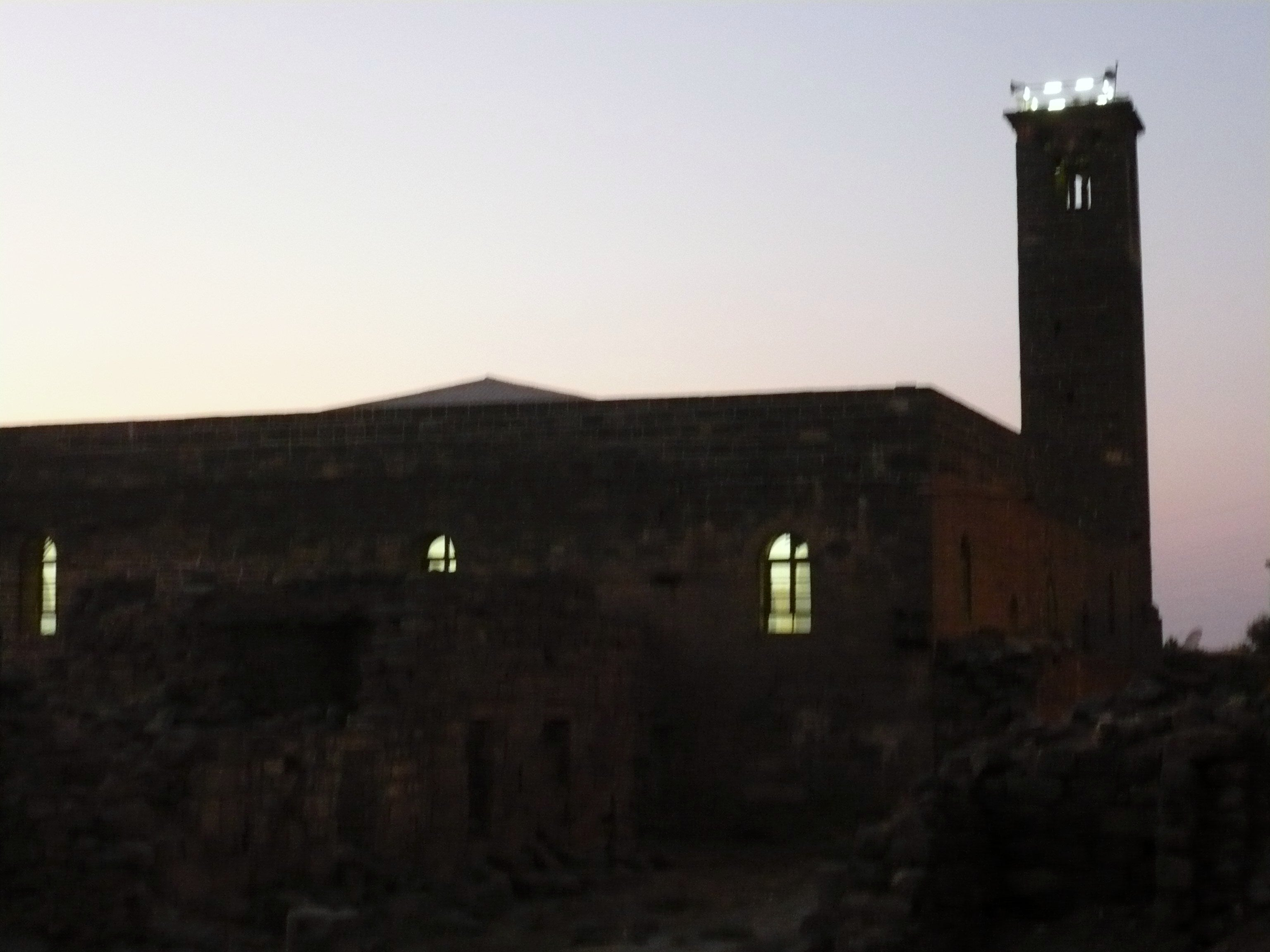 Bosra Cathedral