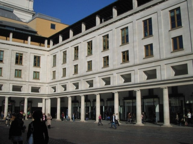 Palacio en Royal Opera House