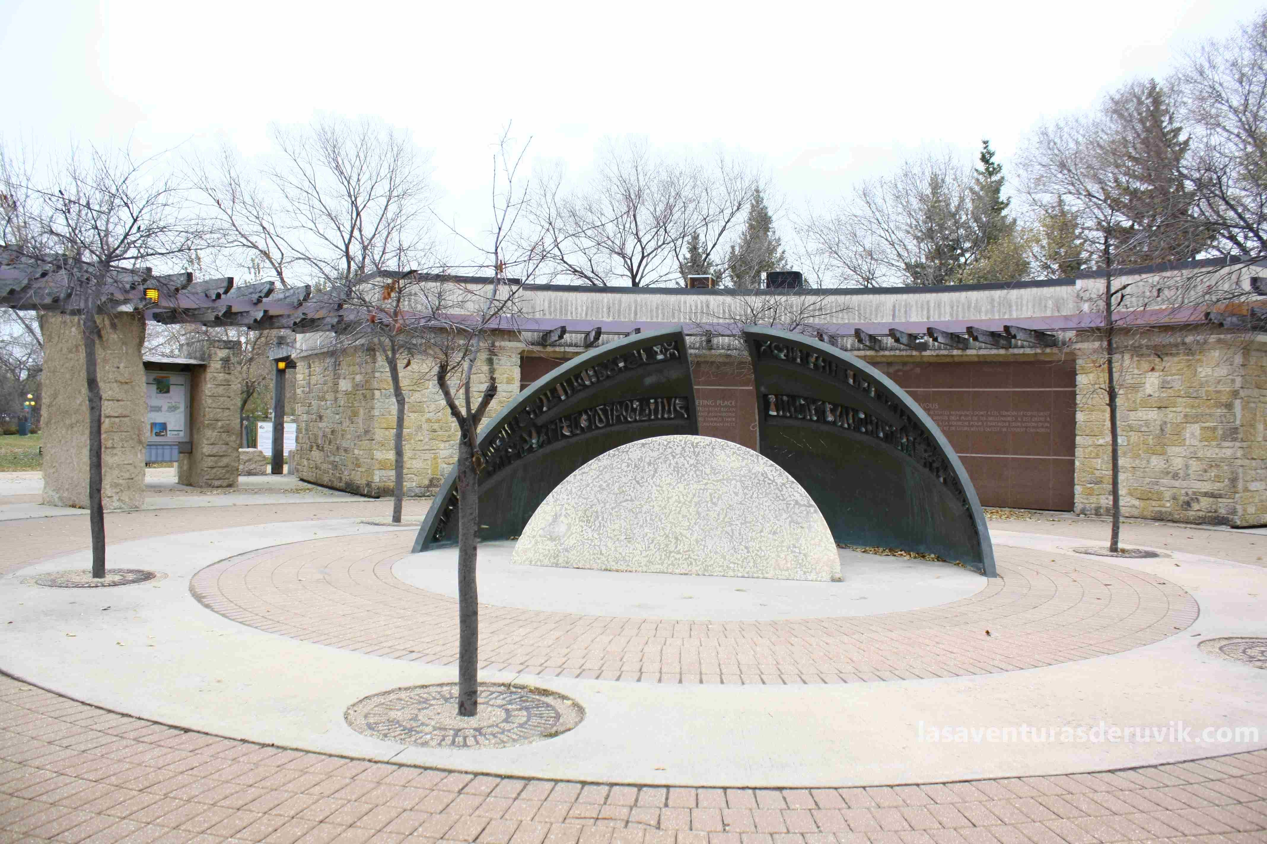 The Forks National Historic Site