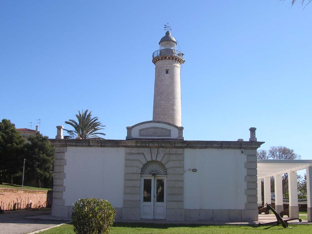 Far from Lighthouse of San CristobalCristòfol