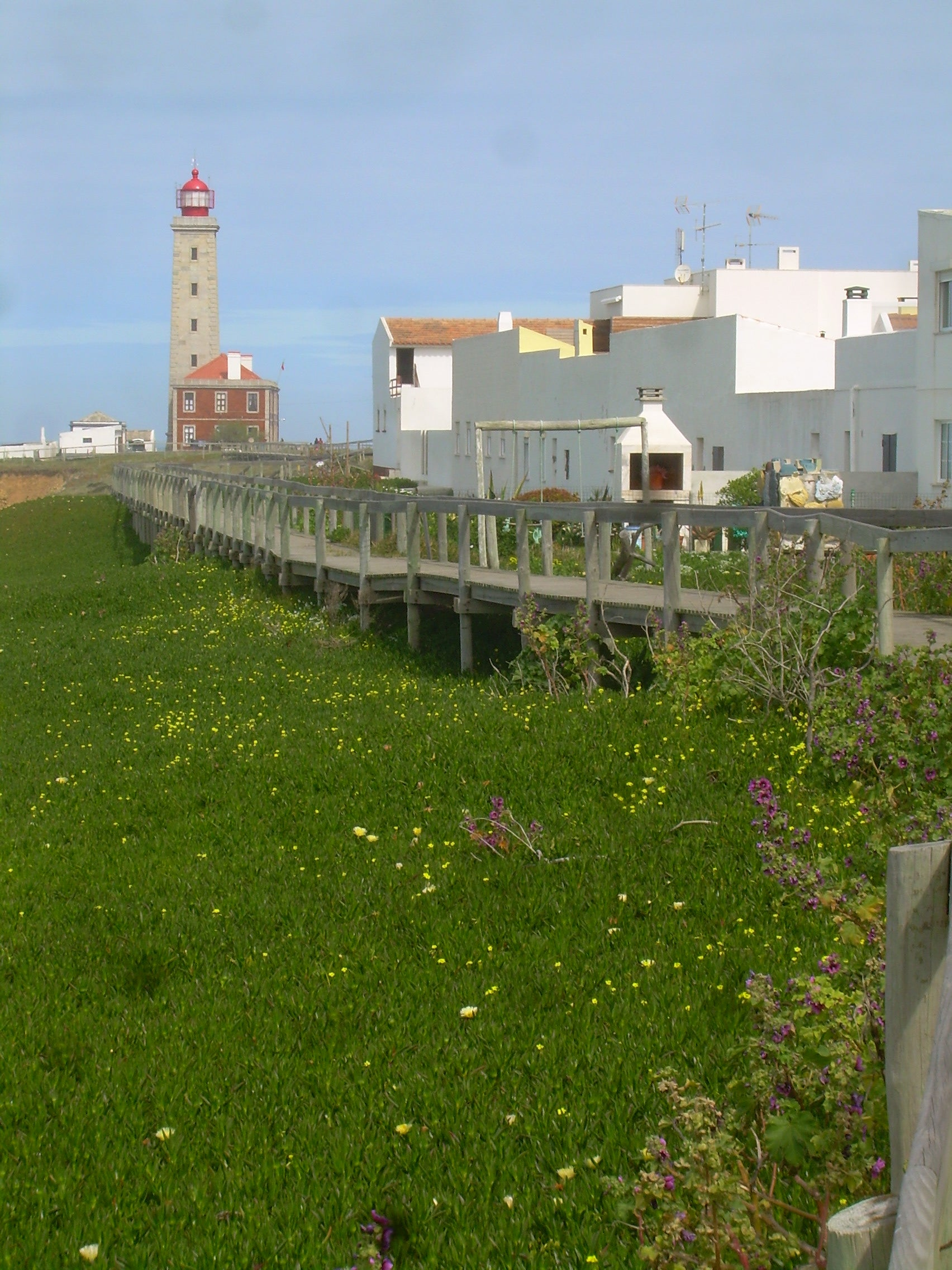 Lighthouse of San Pedro de Muel