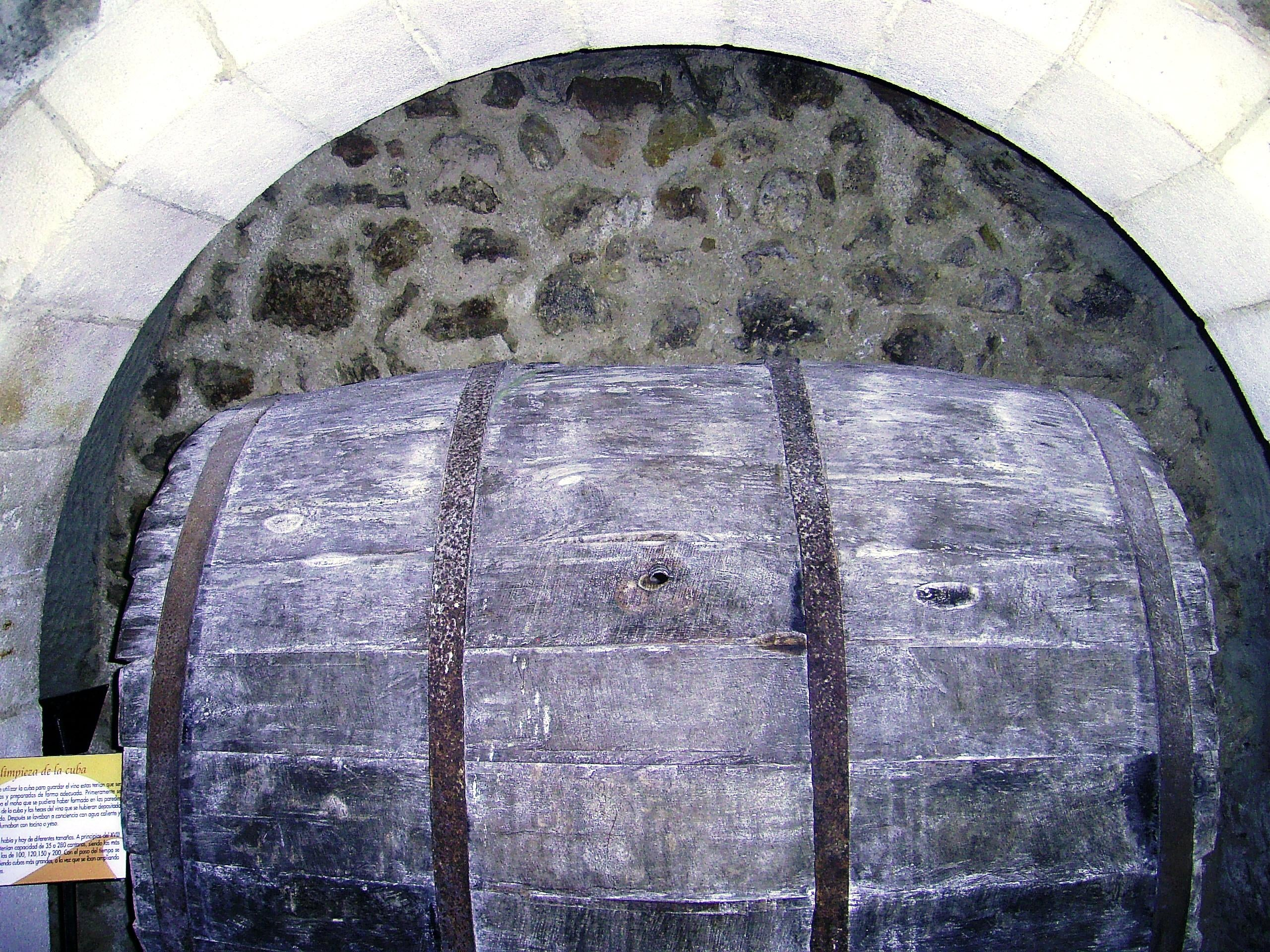 Bodegas de las Ánimas (Cellar of the Souls)