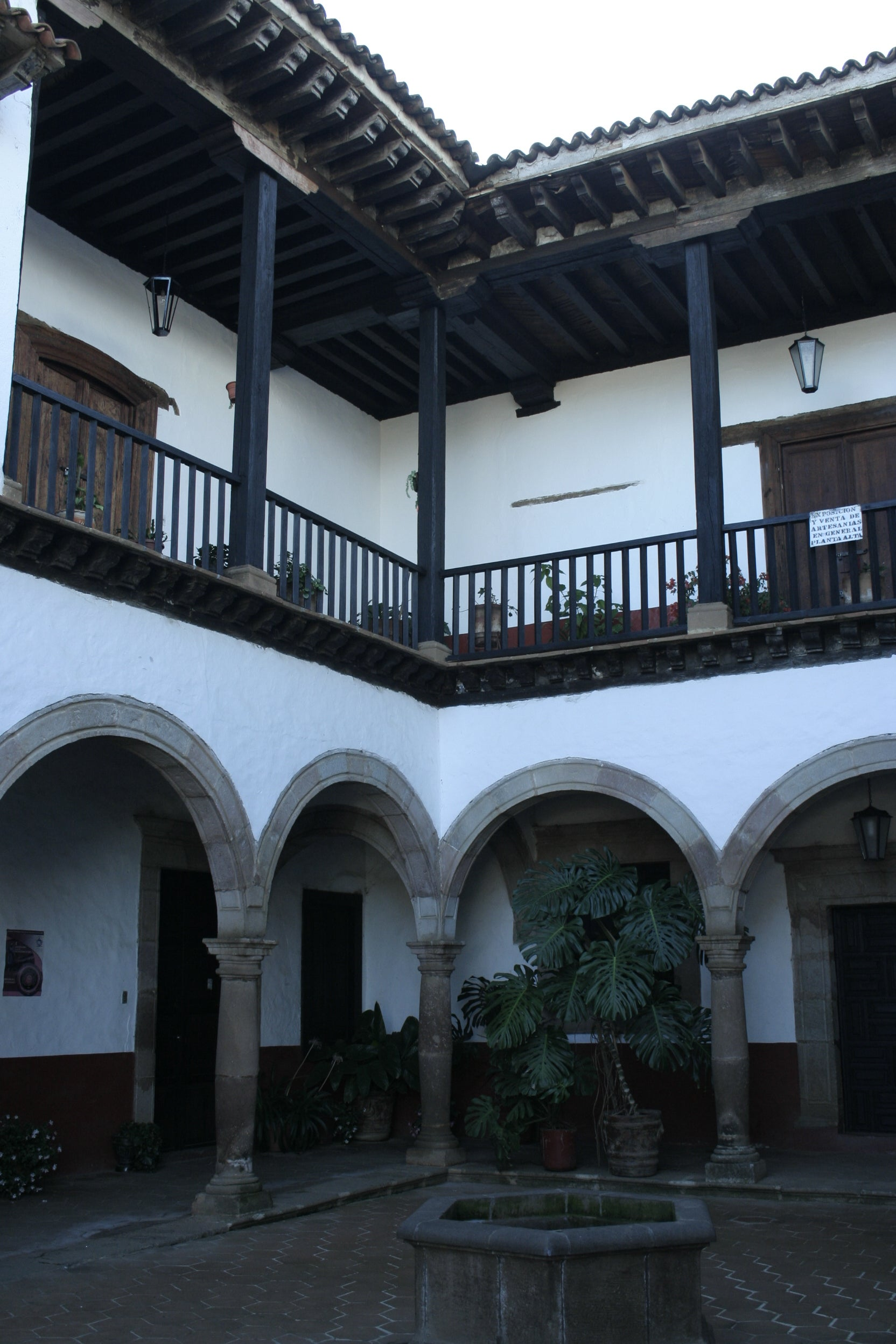 Patio en Michoacan