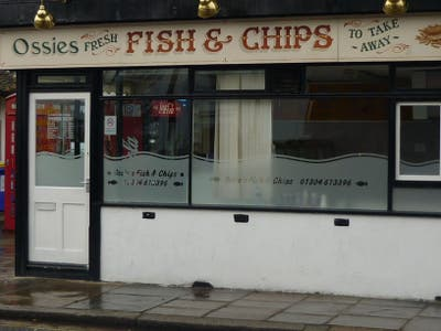 Ossies Fish & Chips