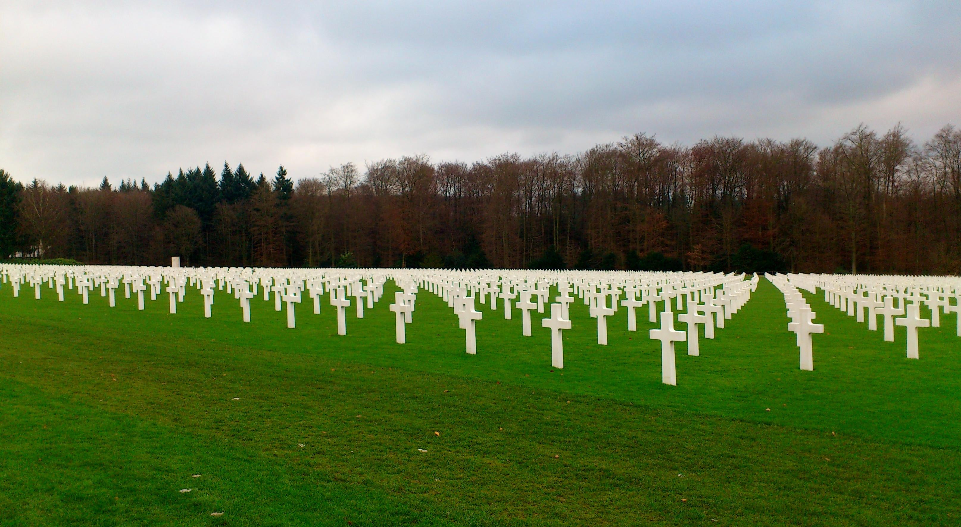 Luxembourg American Cemetery Memorial