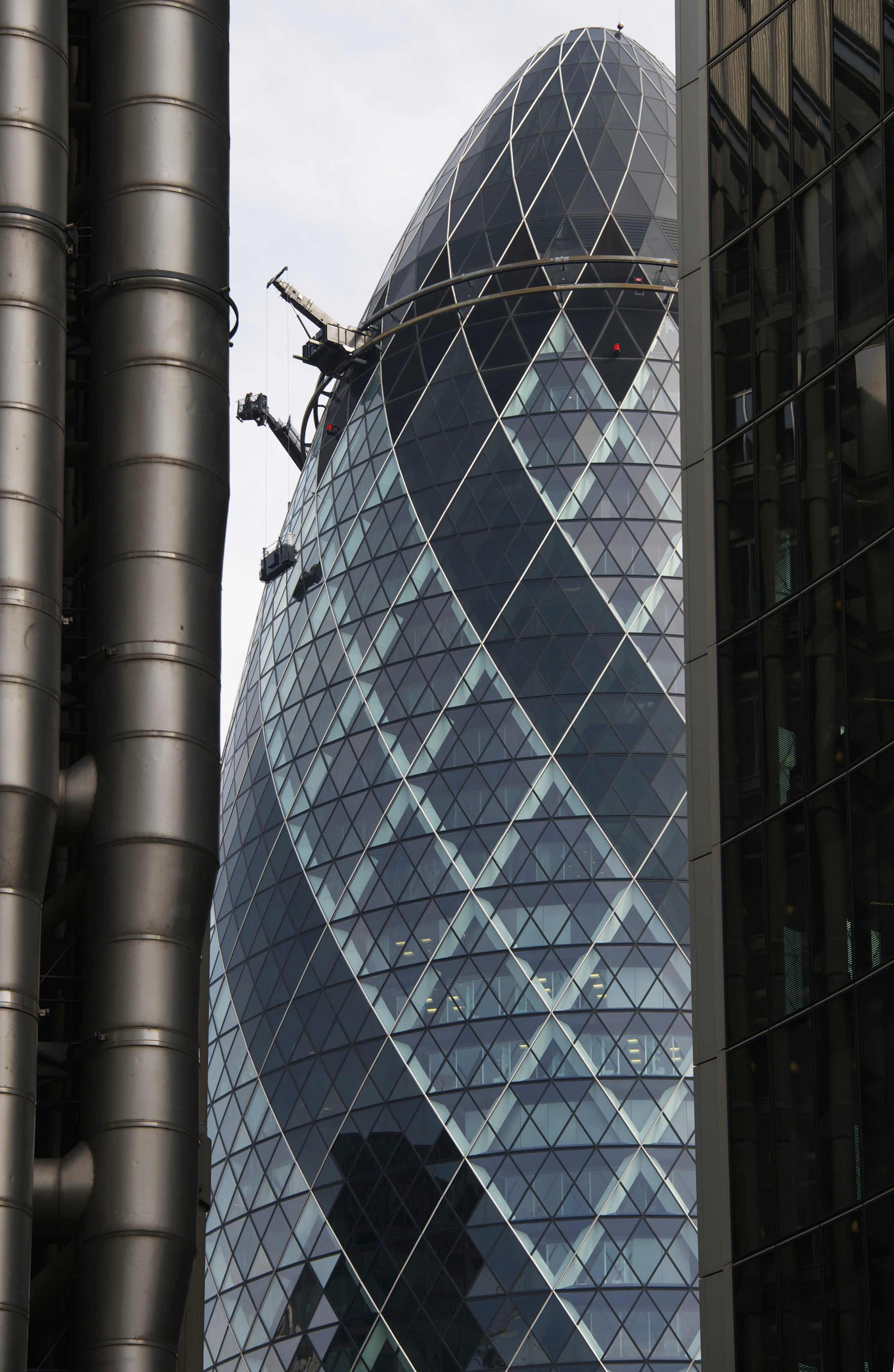 Torre en Swiss Re Tower - Torre Gherkin
