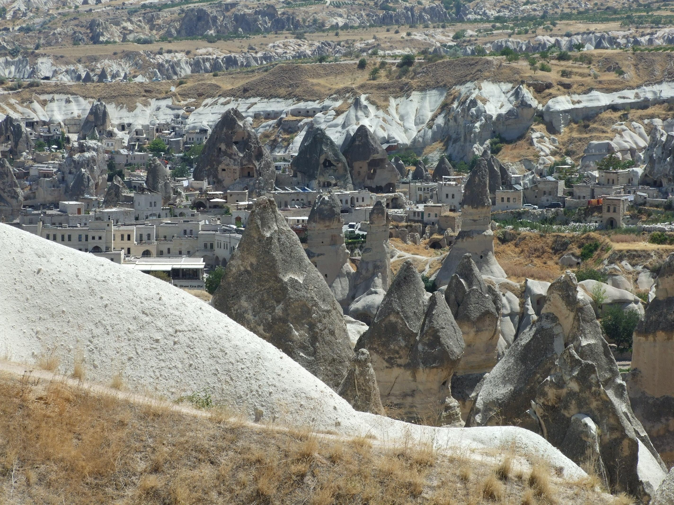 Foto aérea en Mirador de Göreme - Sunset Point