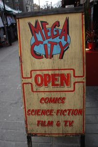 Mega-City Comics