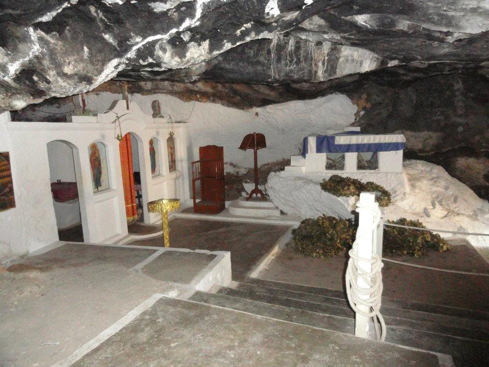Finca en Milatos Cave