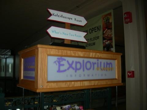 Explorium de Lexington