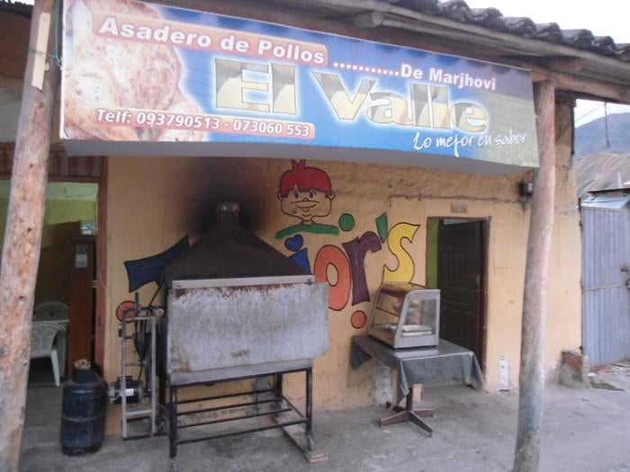 restaurant El valle