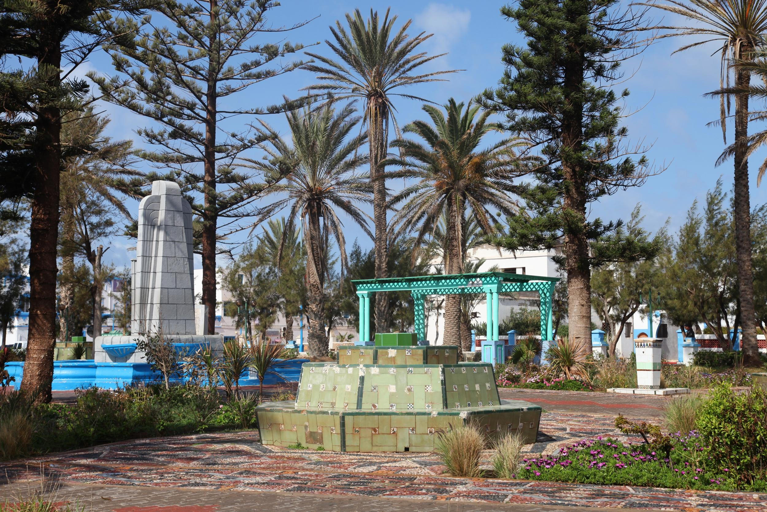 Place Hassan II