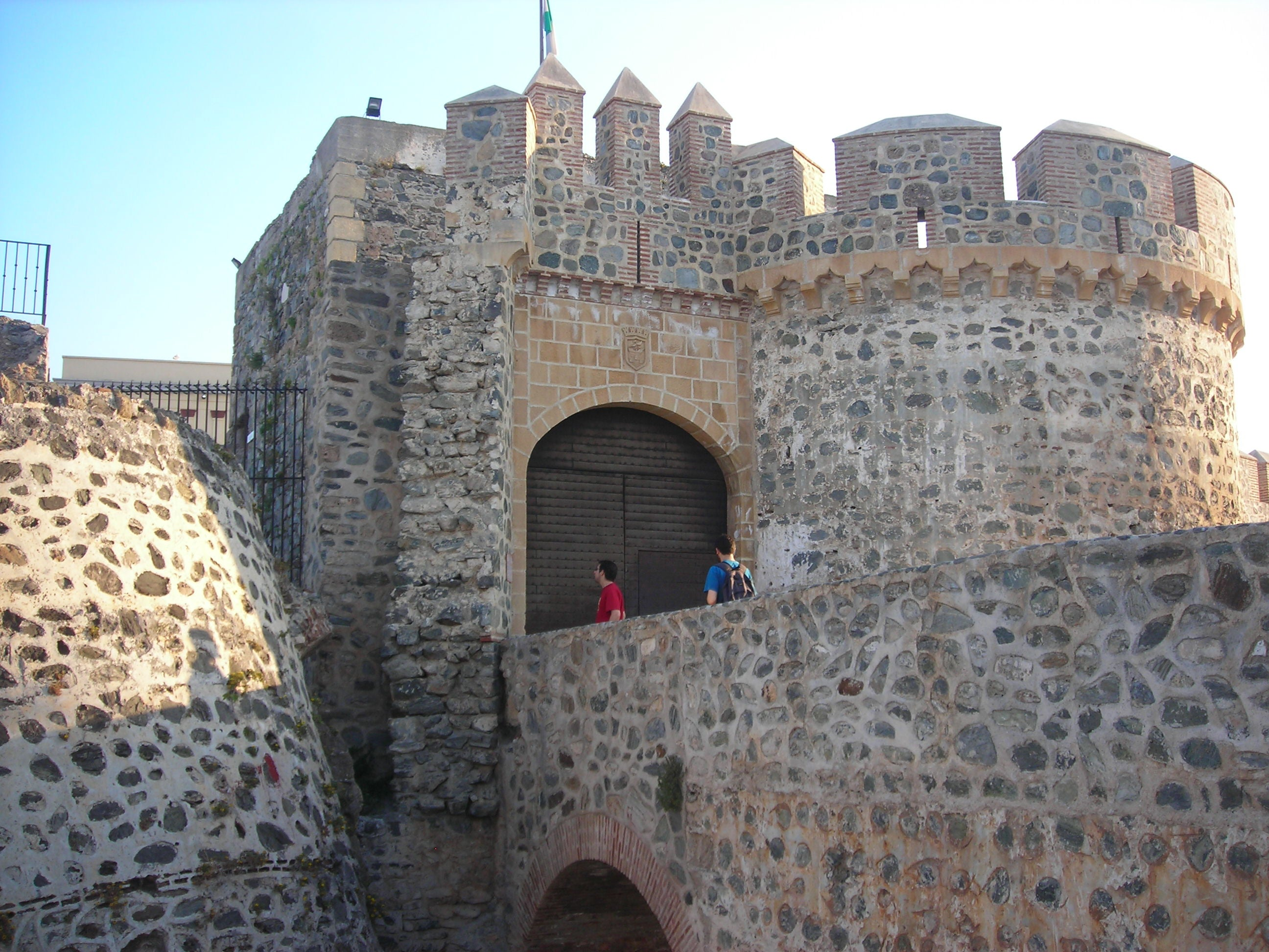 Almunecar Old Town