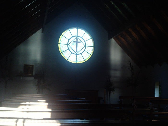 Chapel of Tres Bocas