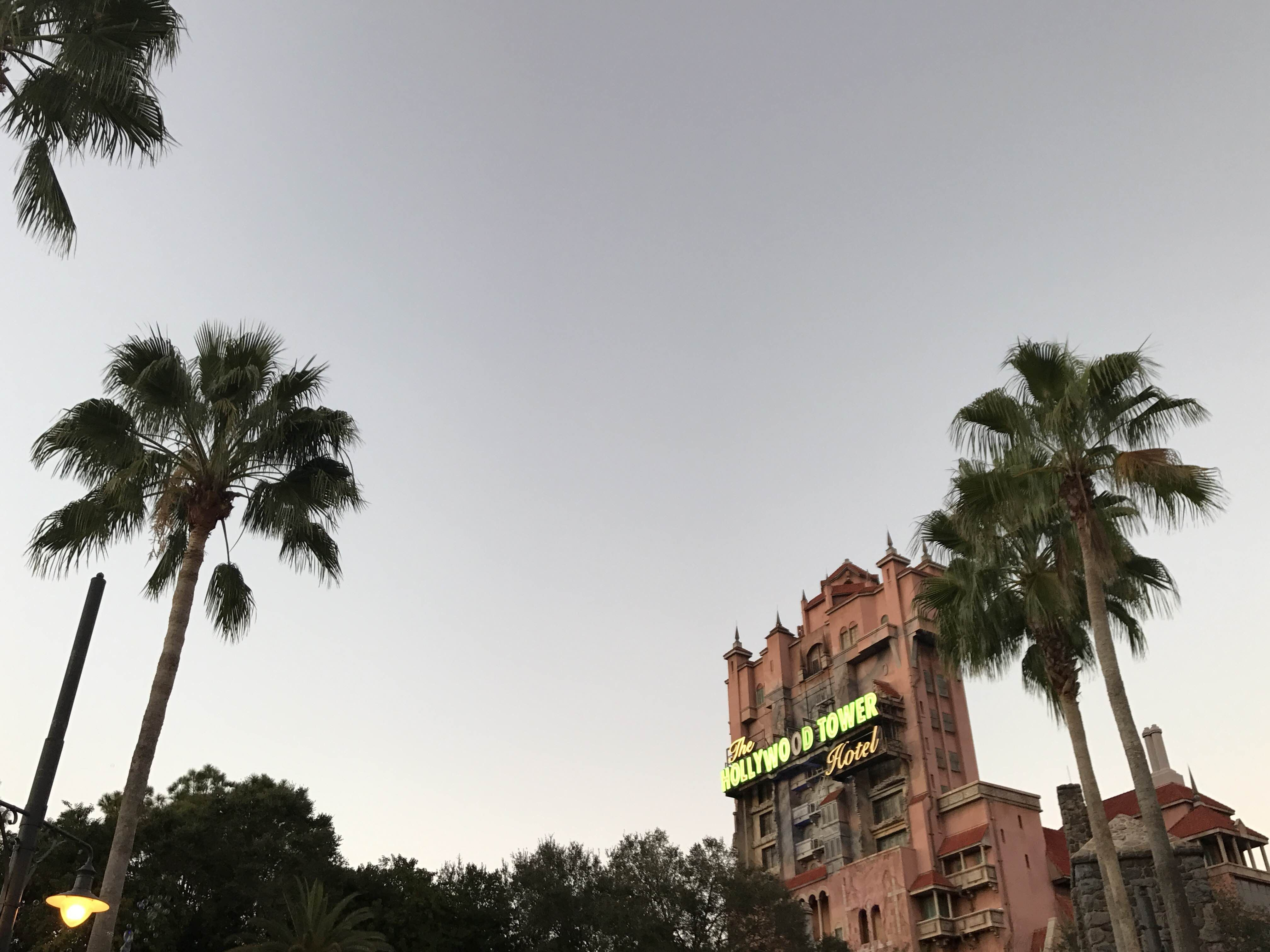 DisneyWorld Downtown