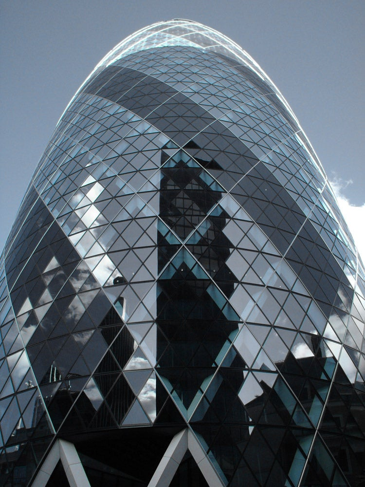 Swiss Re Tower - Torre Gherkin
