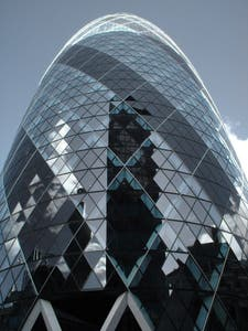 Swiss Re Tower ou Tour Gherkin