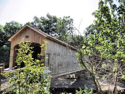 Comstock Covered Bridge