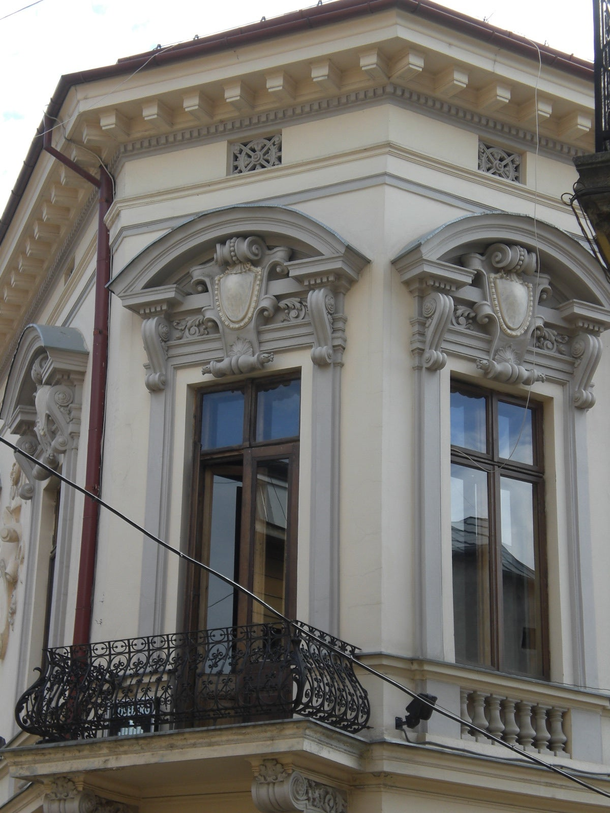 Bucharest Historic District