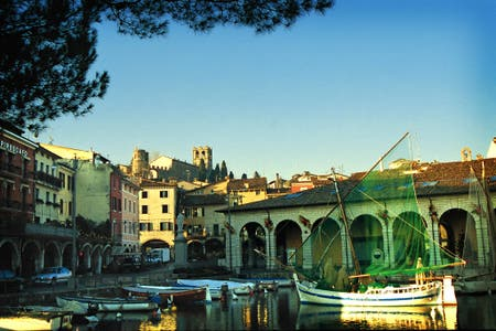 Old town of Desenzano