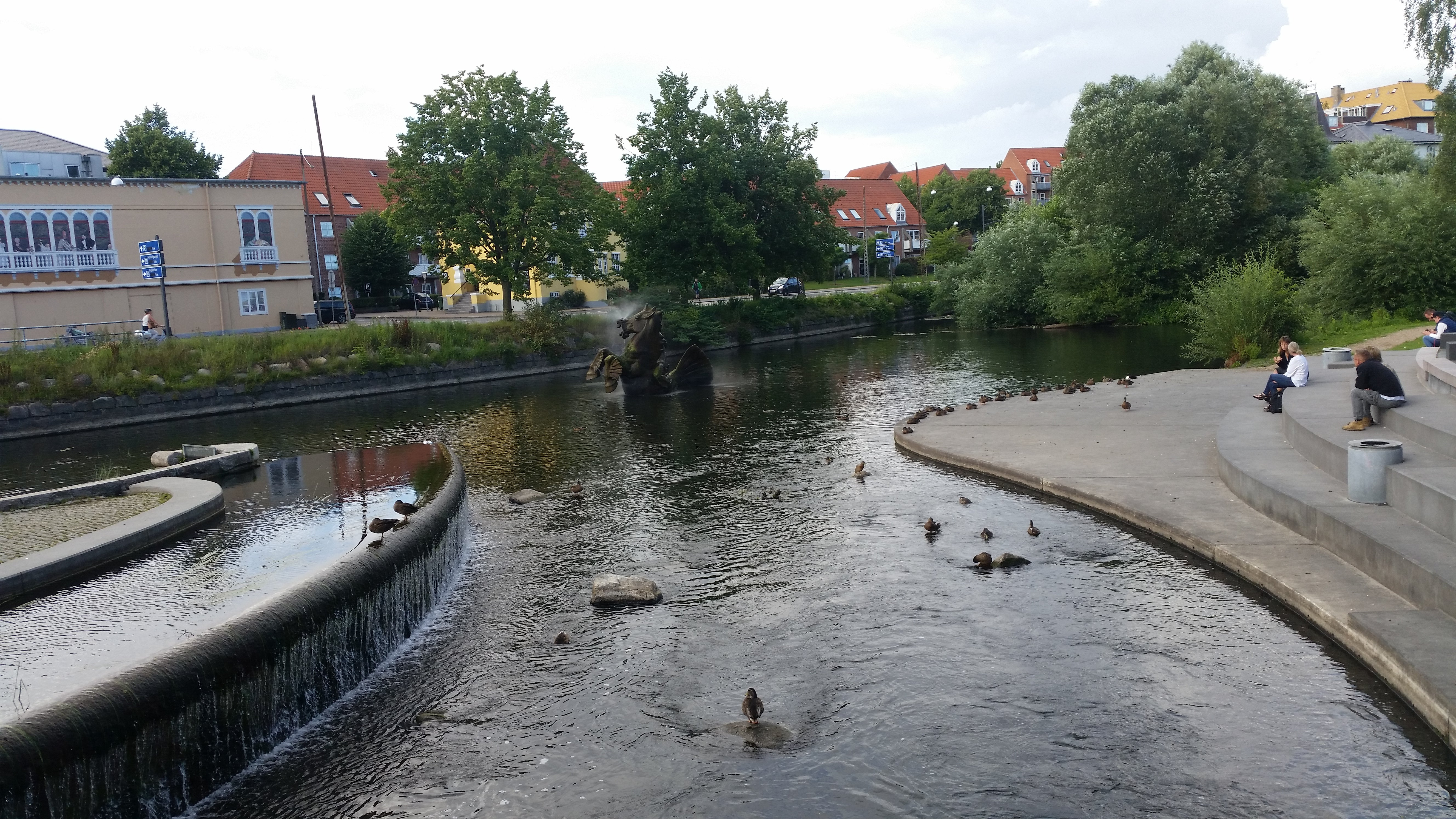 Odense Aafart - River Cruise